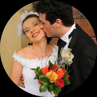 Fotografii nunti(rotund)