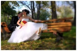 Sedinta foto Alexandra si Catalin