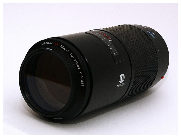 Minolta 70-210mm f4 Beercan review 004