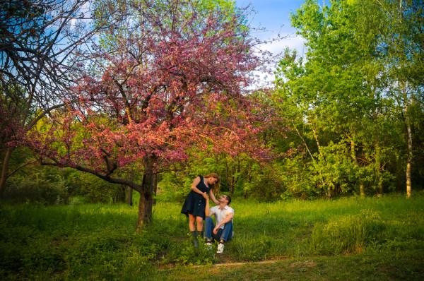 Fotografii de portret Liliana si Ionut-3