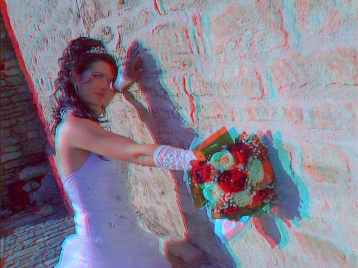 Fotografii 3d nunti iasi, fotografie 3d, anaglyph, foto 3d 020