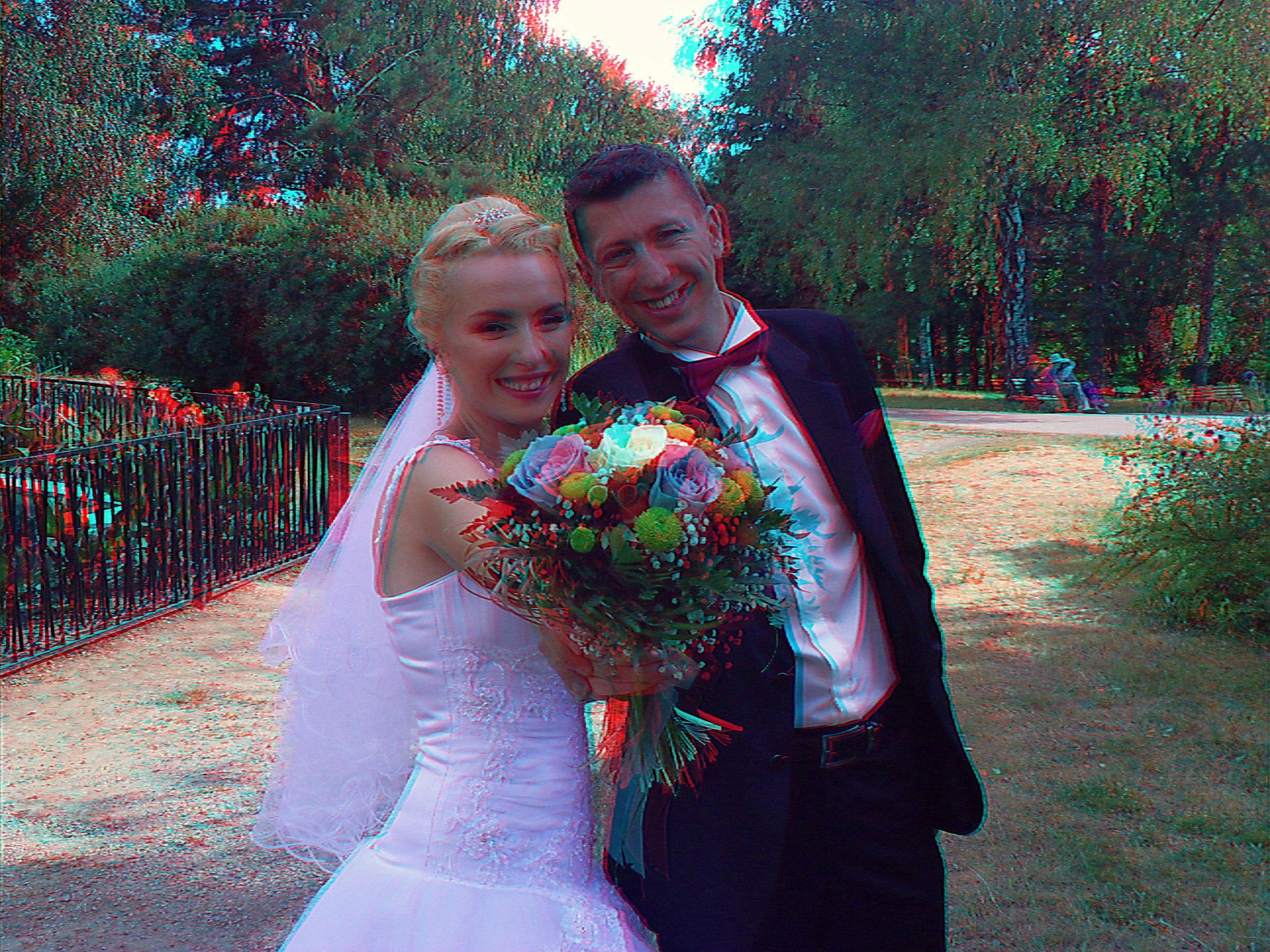 Diverse fotografii 3d la nunti