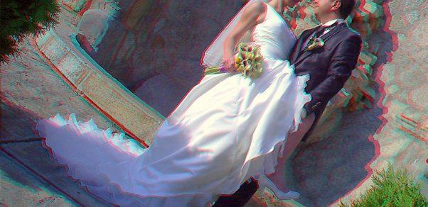 Foto 3d nunta